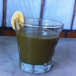 Goji-Bananen-Grün-Smoothie