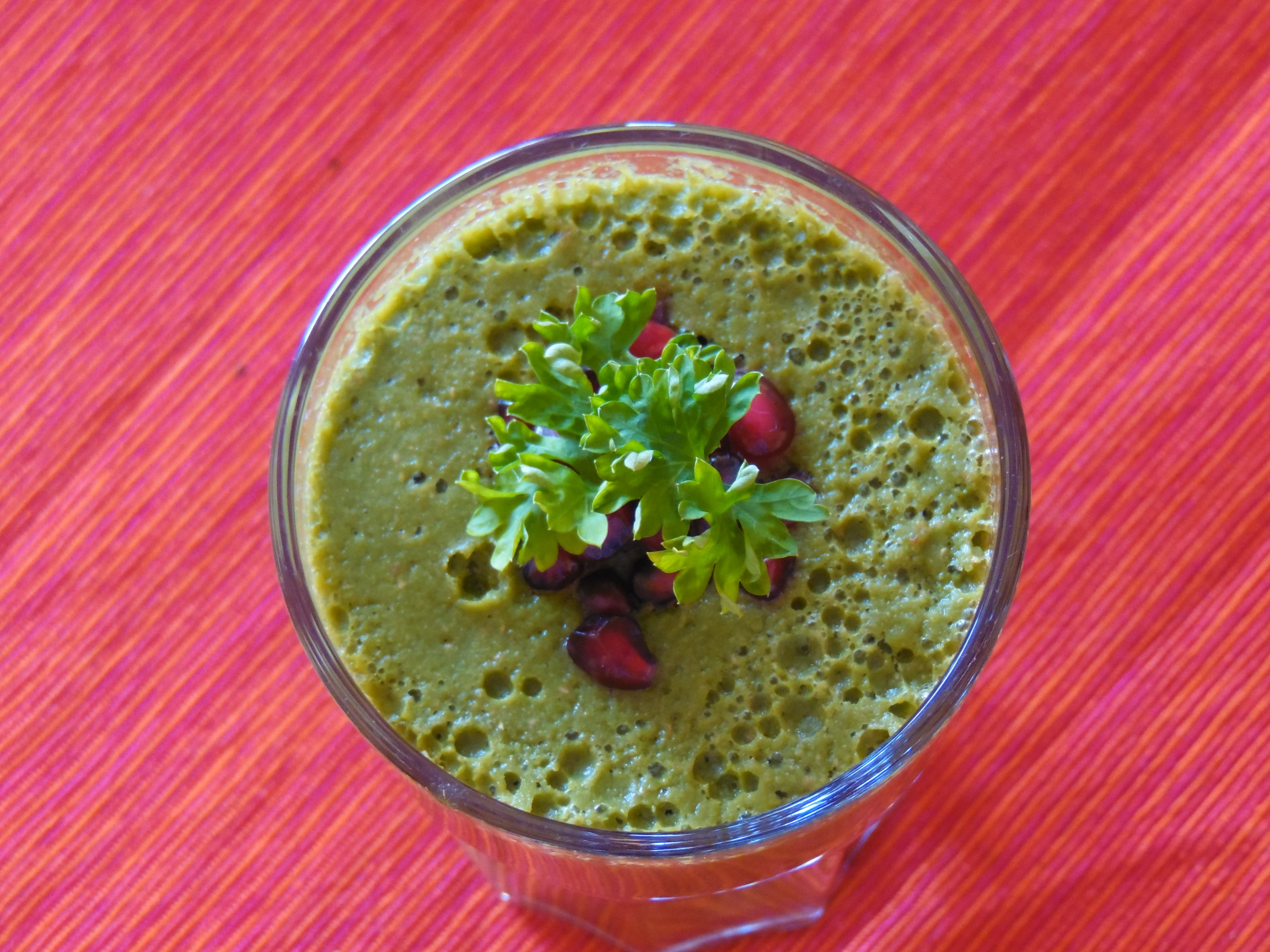Feuriger Paprika-Smoothie