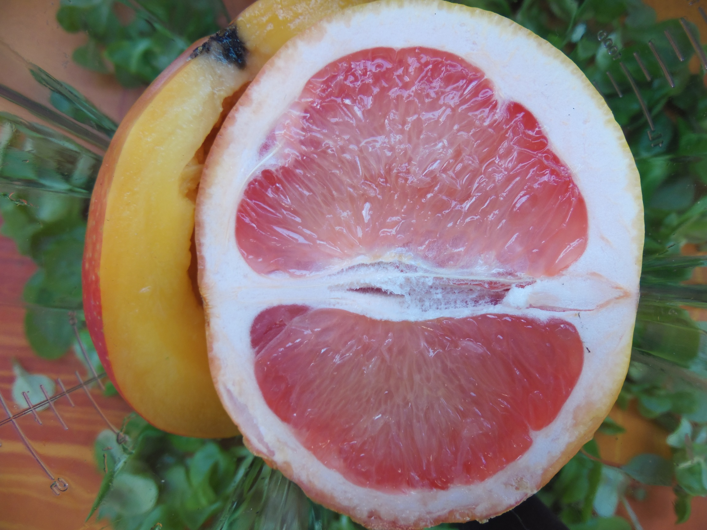 Grapefruit Überraschung