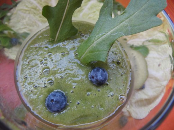 Queen of Green Smoothie 2