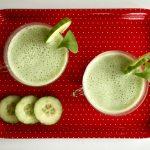 Greeny-Vanilli Smoothie