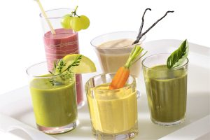 Smoothie-Gruppe
