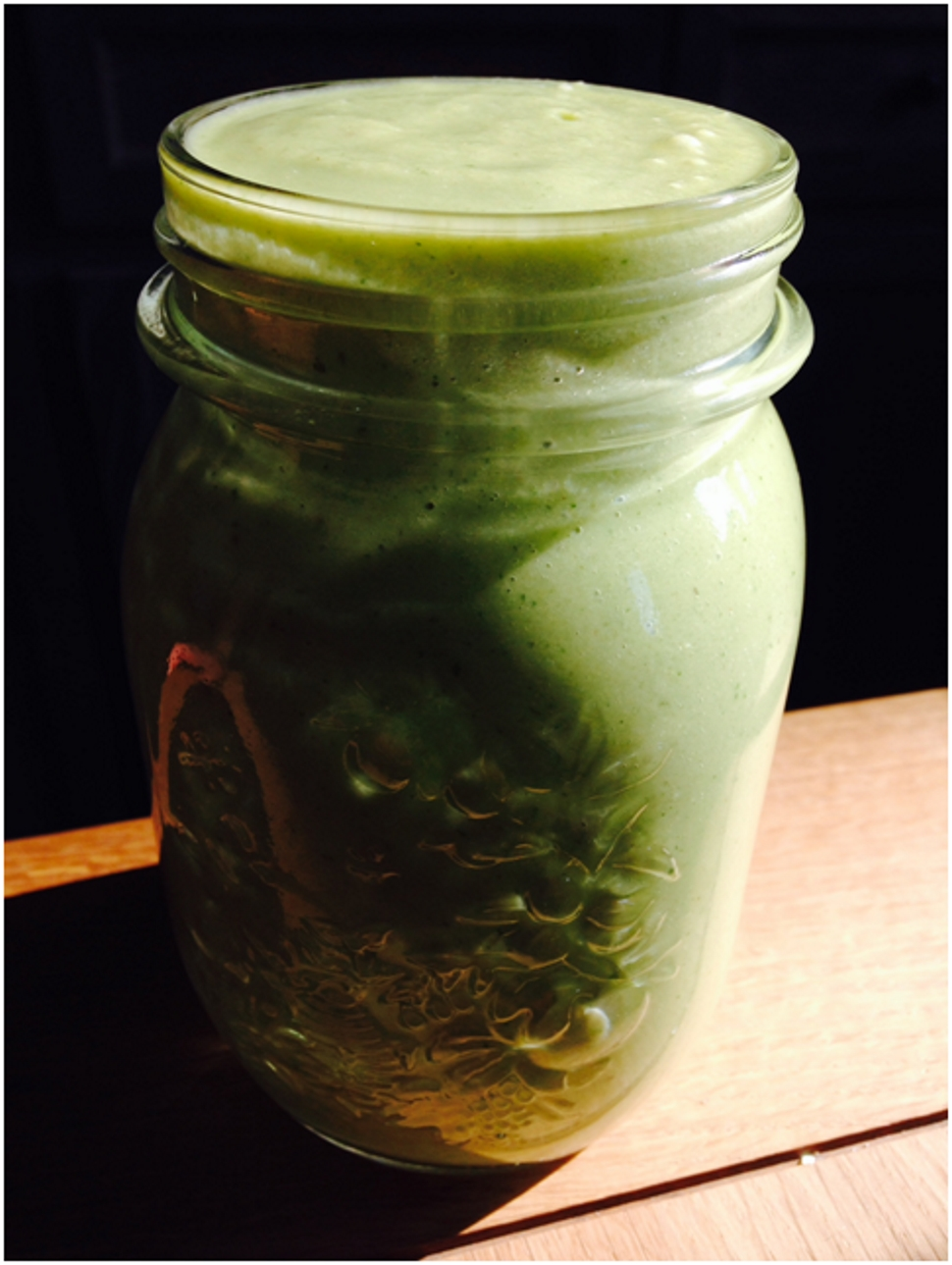 Greenpeach-Smoothie